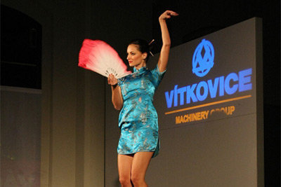 VÍTKOVICE - MSV 2010
